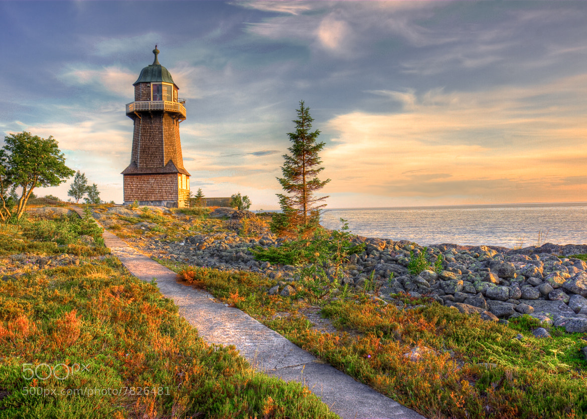 Photograph The Lighthouse by Håkan Johansson on 500px