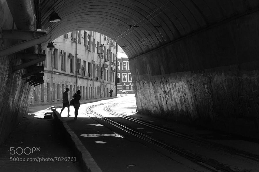 Photograph Тоннель | Тunnel by Maxim Bukin on 500px