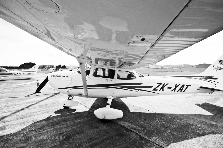 Photograph Cessna by Ashneil Kumar on 500px