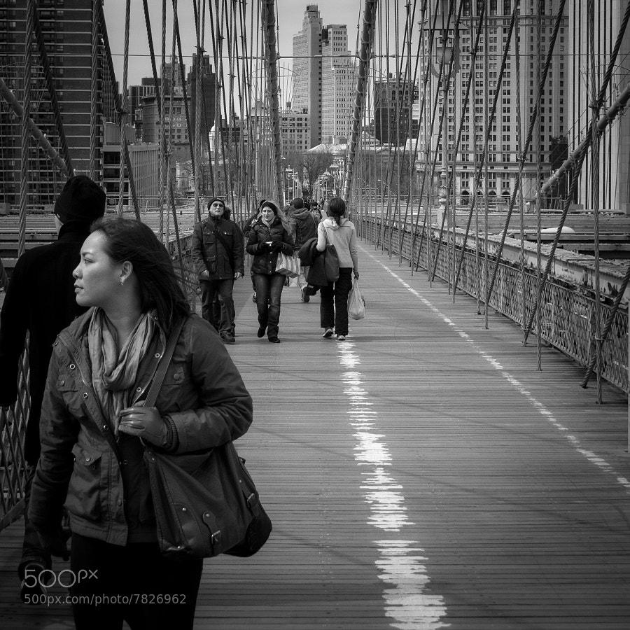 Brooklyn Bridge, NYC  © Vitaliano Vitali