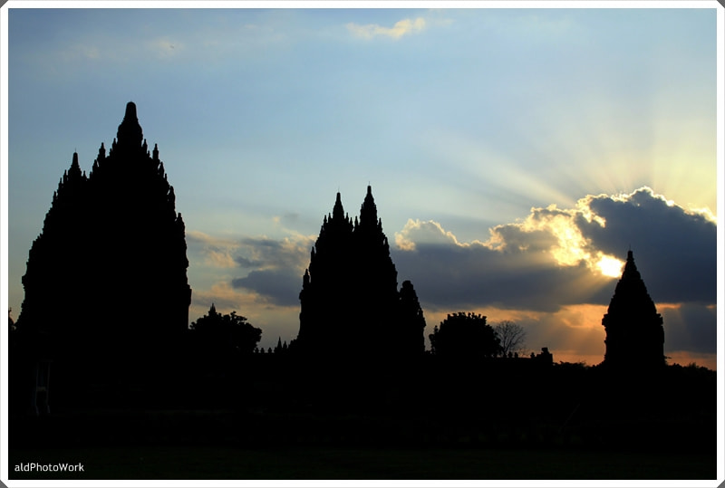 Photograph Prambanan Tample by Roes Aldi on 500px