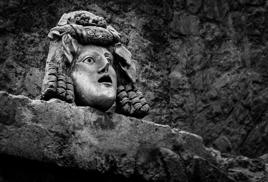 Photograph Witness of Stone by Dave Gregory on 500px