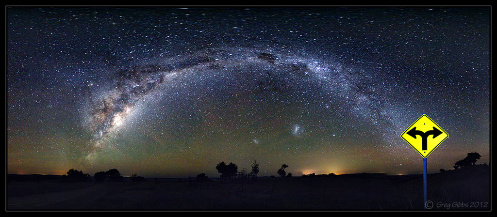 Photograph The Hitchhiker's Guide To The Galaxy II by Greg Gibbs on 500px