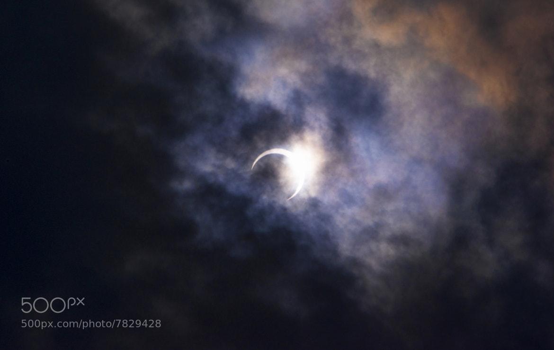 Photograph Annular eclipse by Kazuya Seki on 500px
