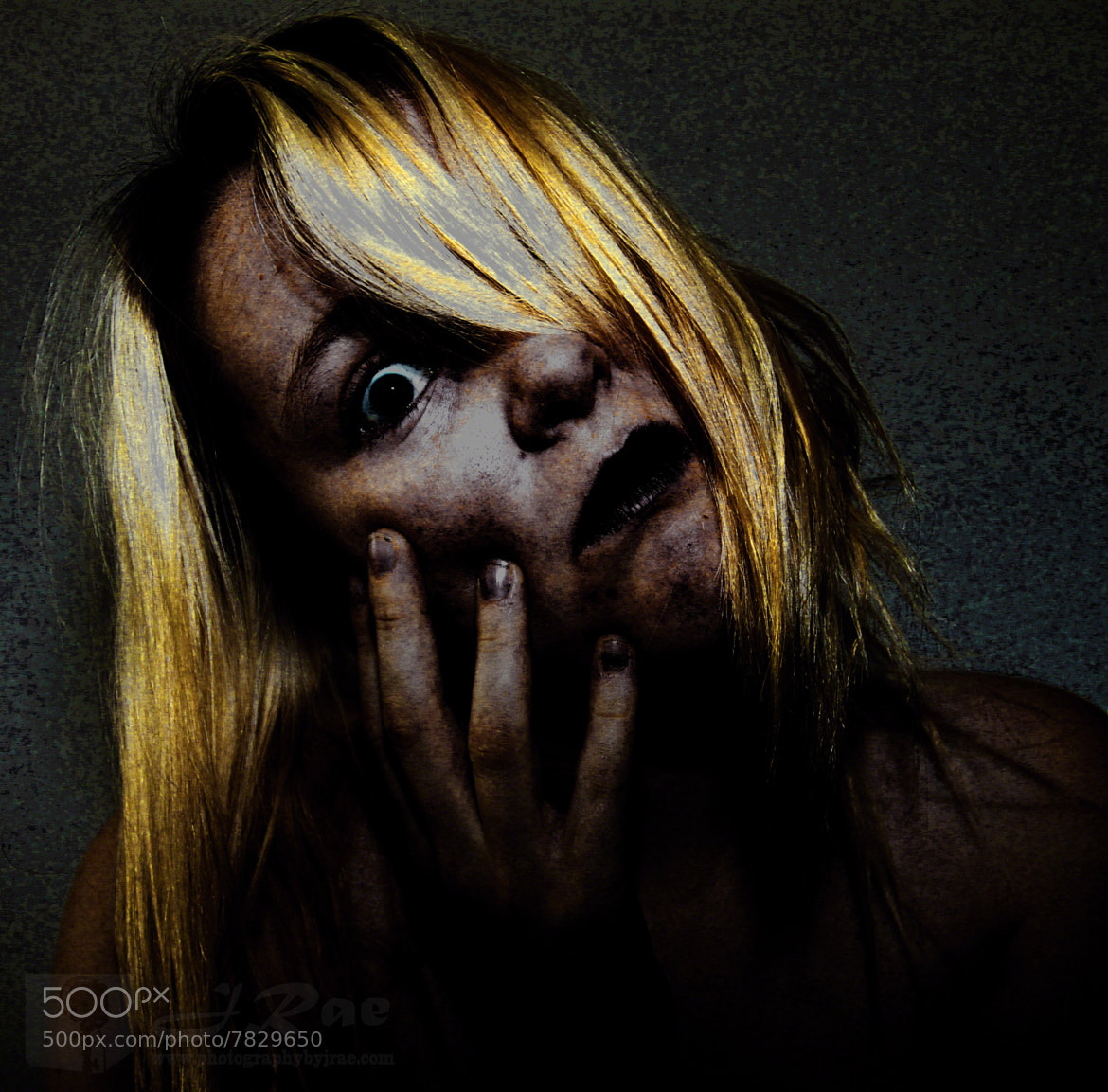 Photograph Zombie by J Rae on 500px