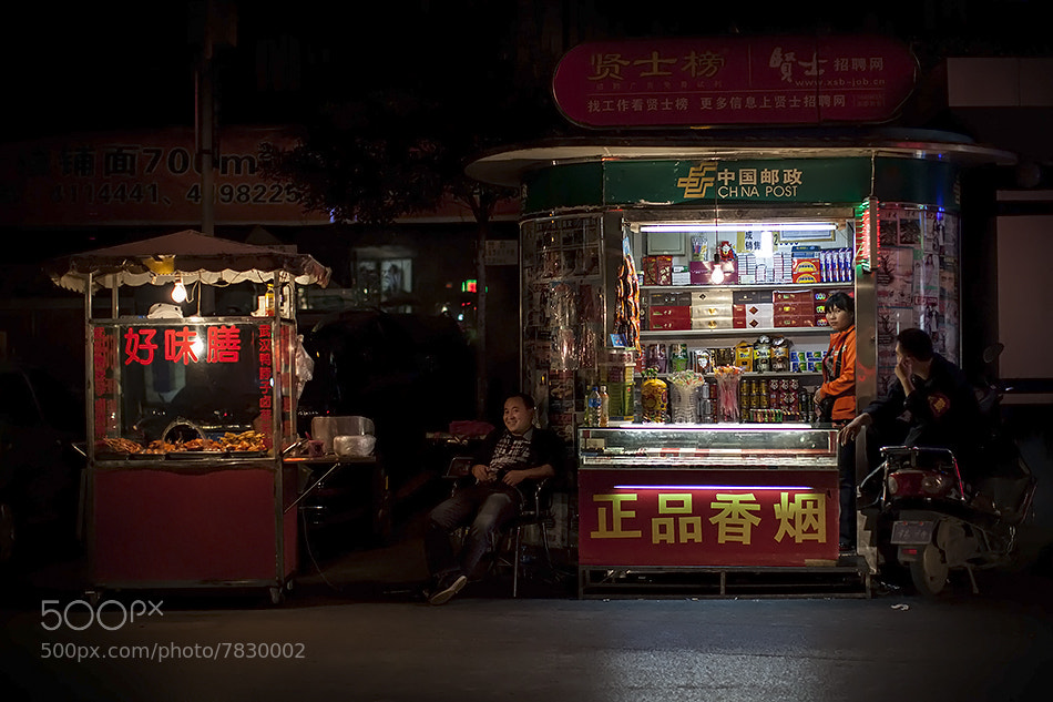 Photograph China Post by Michael Steverson on 500px