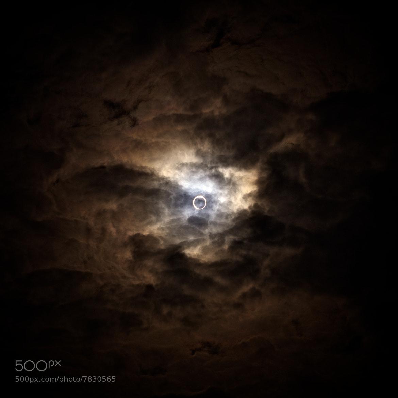 Photograph Annular solar eclipse by Len Loving on 500px