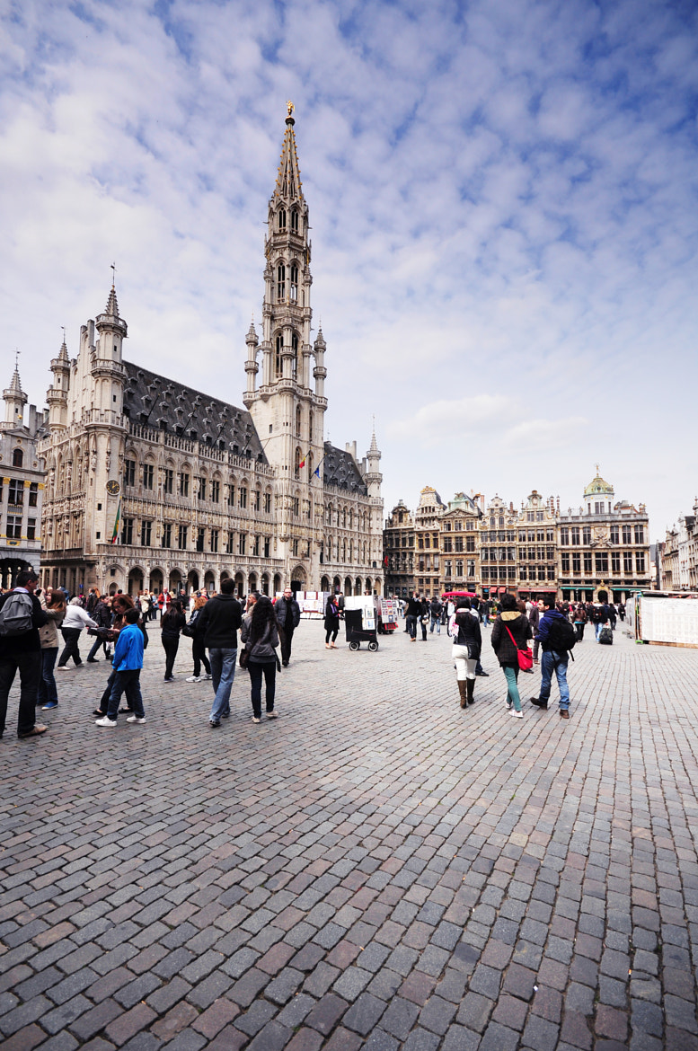 Photograph Grand Place by Ren Hui Yoong on 500px