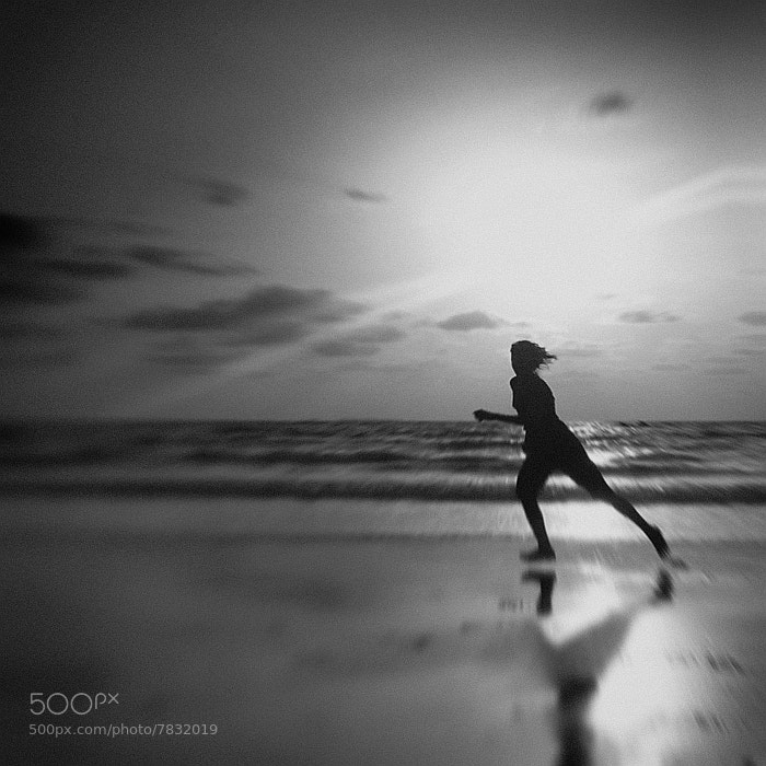 Photograph running on the waves by Vladimir Perfanov on 500px