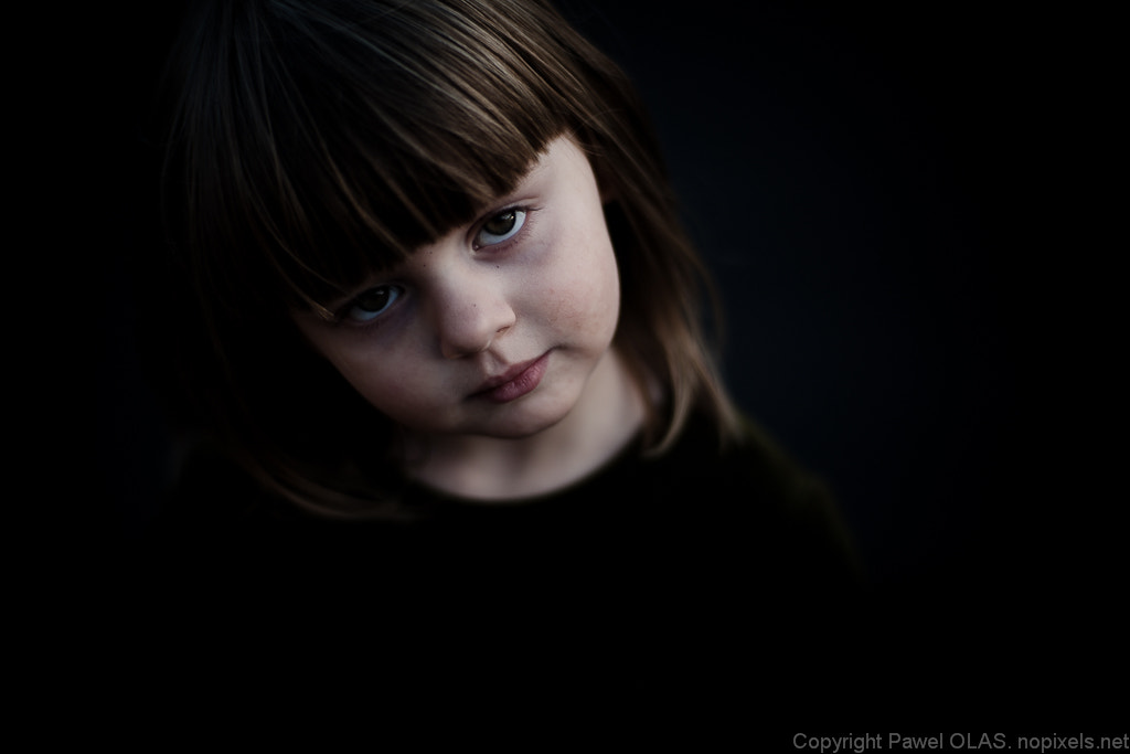 Photograph dark lady by Pawel Olas on 500px