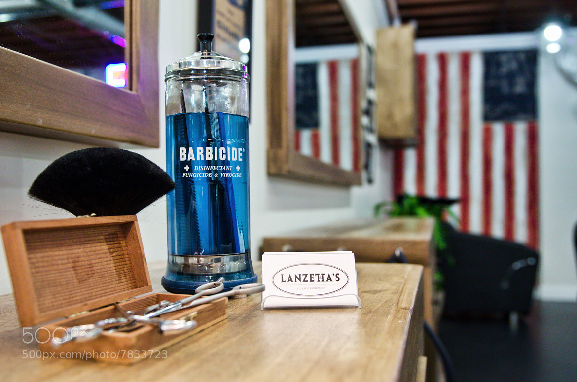 Photograph Lanzetta's Classic Barbershop by Photos By Chris Martin  on 500px