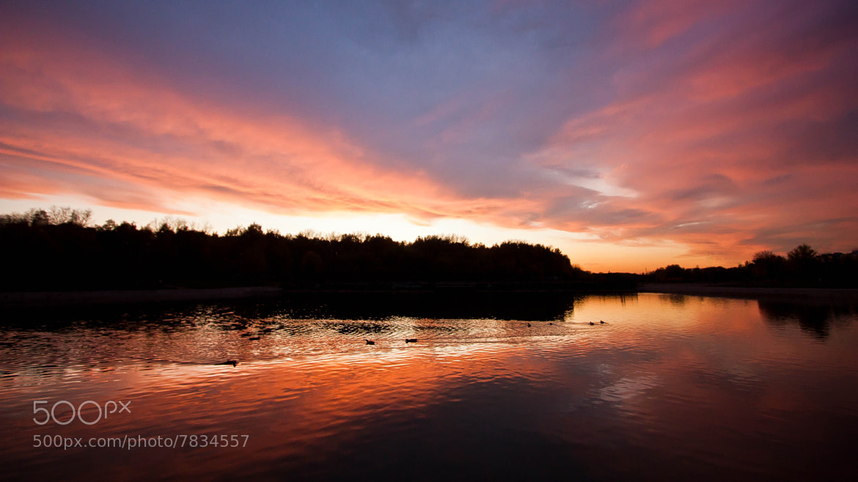 Photograph sunset by Rinat Fattahov on 500px