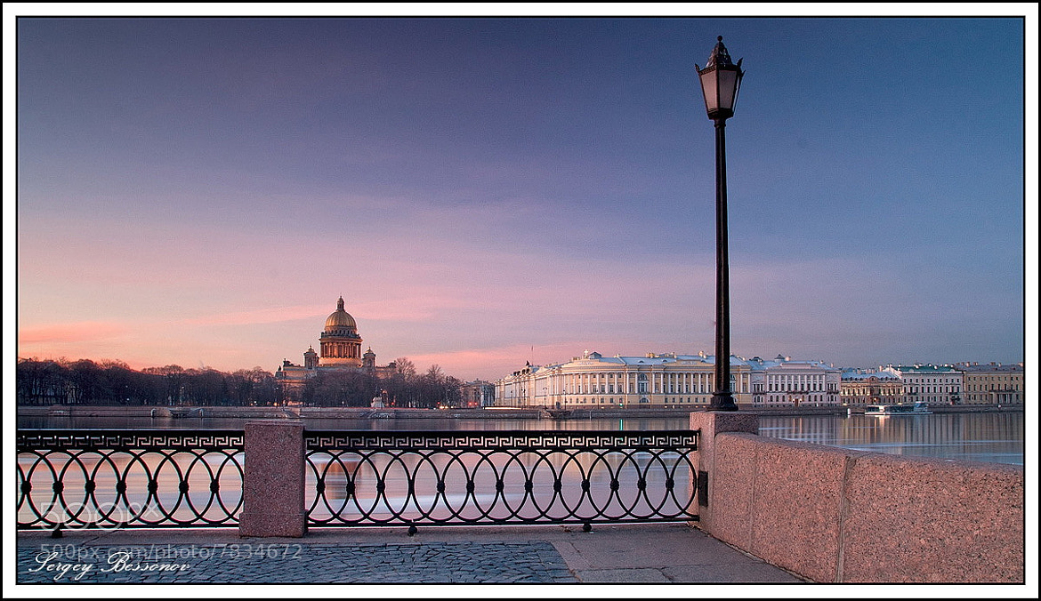 Photograph Saint-Petersburg by Sergey Bessonov on 500px