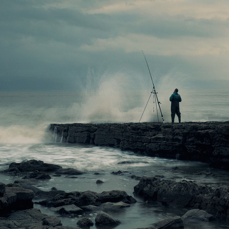 Photograph Fishing by Martin Turner on 500px