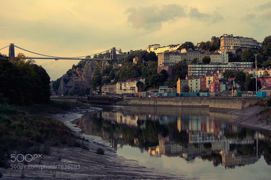 Photograph Clifton Suspension Bridge by Martin Turner on 500px