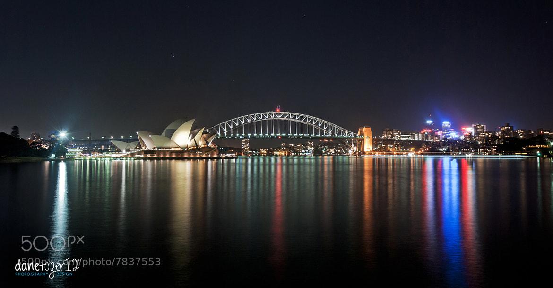 Photograph Sydney skyline 2 by Dane Tozer on 500px