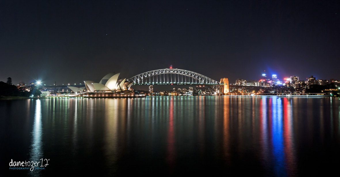 Photograph Sydney skyline 2 by Dane Tozer on 500px