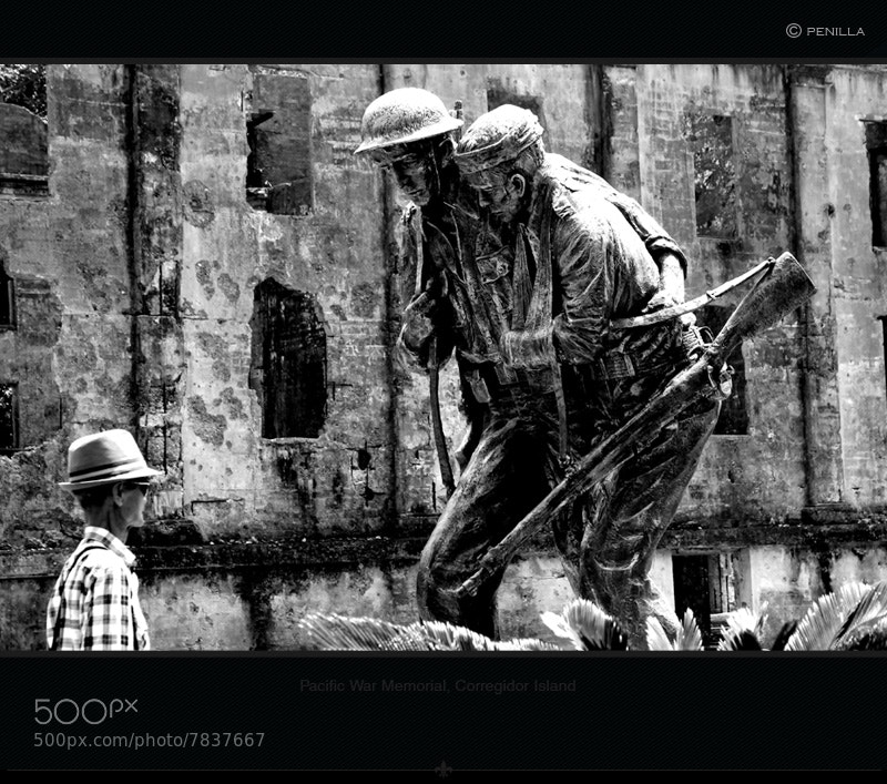 Photograph The Veterans by Christian Penilla on 500px
