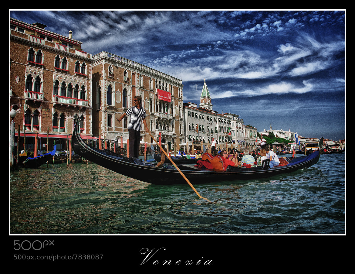Photograph venice 2 by Andraz Muljavec on 500px