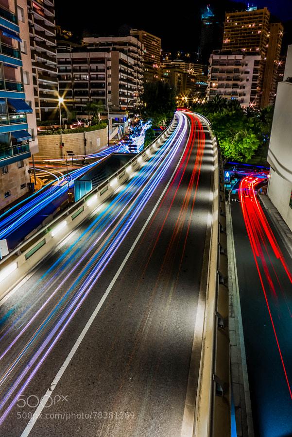 Monte Carlo highway by gruetflorian