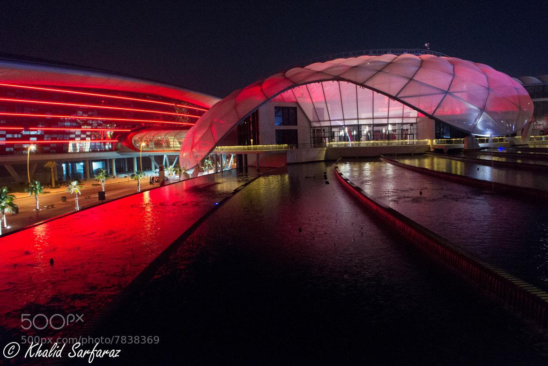 Photograph Ferrari World by Khalid Sarfaraz on 500px
