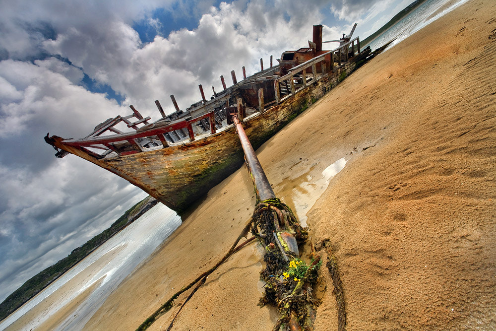 Photograph Beached by Stephen Emerson on 500px