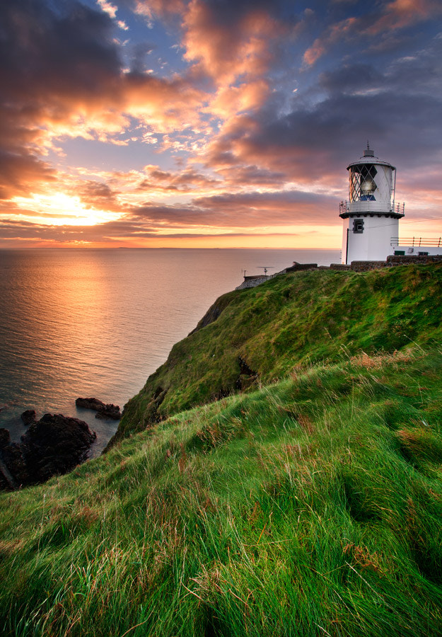 Photograph Blackhead Lighthouse by Stephen Emerson on 500px