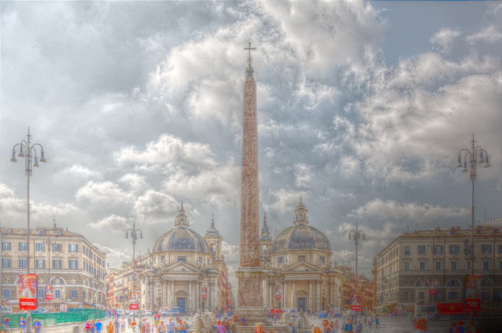 Photograph Piazza dei Popolo by Seva Gluschenko on 500px