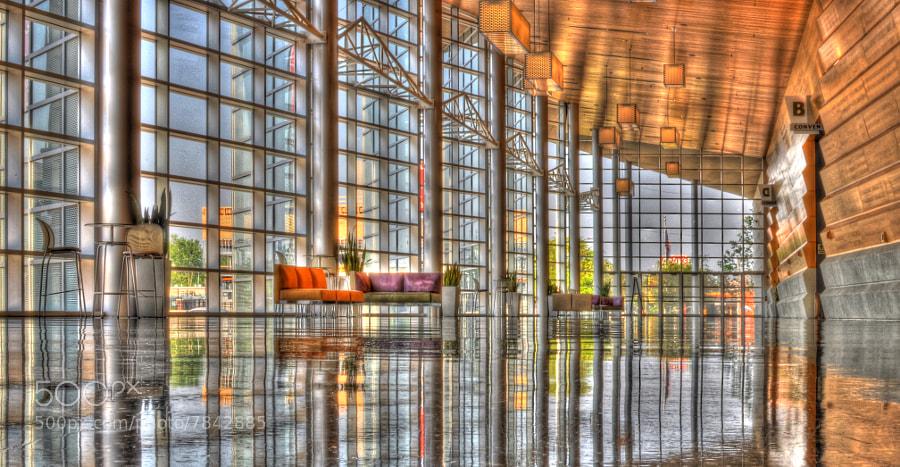 Grand Wayne Center, Fort Wayne, IN. Winner Digital Image of the Month - Advanced Class, FWPC.