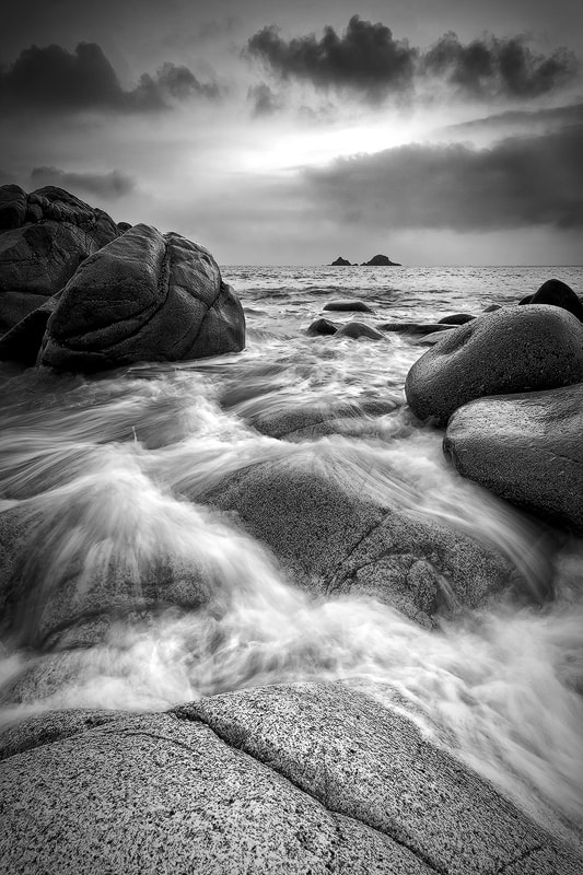 Photograph Porth Nanven by James Parsonage on 500px