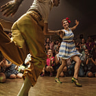������, ������: Lindy Hop at Herr