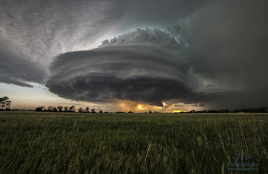 Flint Hills Invasion by Jon Stone on 500px.com