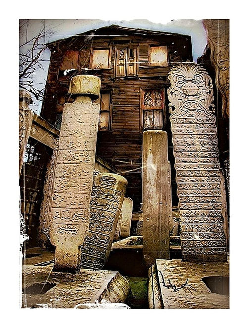 Photograph wood and stone by Levent Yersal on 500px