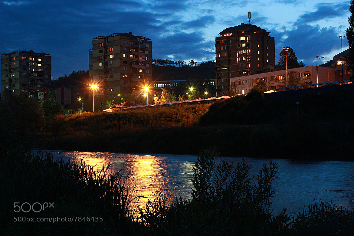 Photograph A night in Mitrovica by Agron Beqiri on 500px