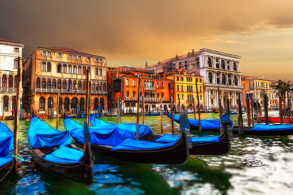 Photograph Venice by Giuliano Cattani on 500px