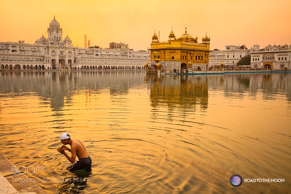 Photograph The Golden Temple / Amritsar / India / 2011 by Road to the moon // Travel Photography // on 500px