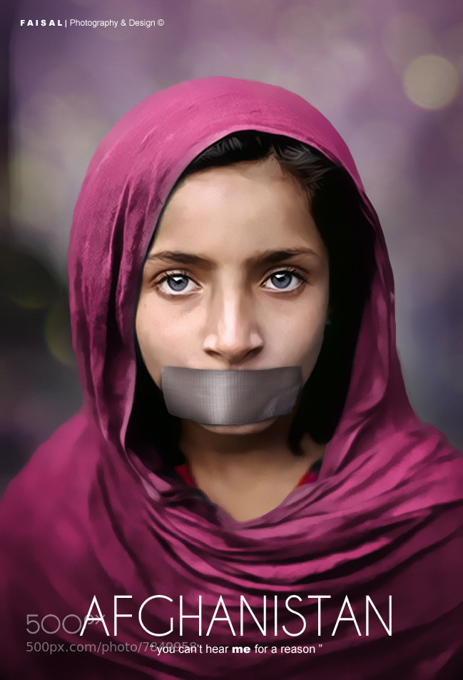 Photograph Afghanistan | Vexel Art by FAISAL | ART  on 500px