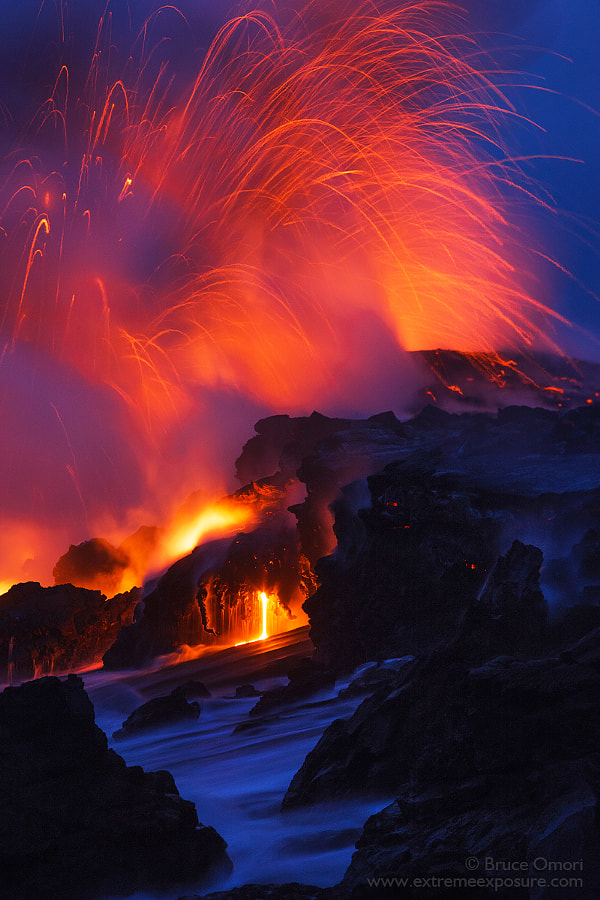 Molten Rain by Bruce Omori on 500px.com