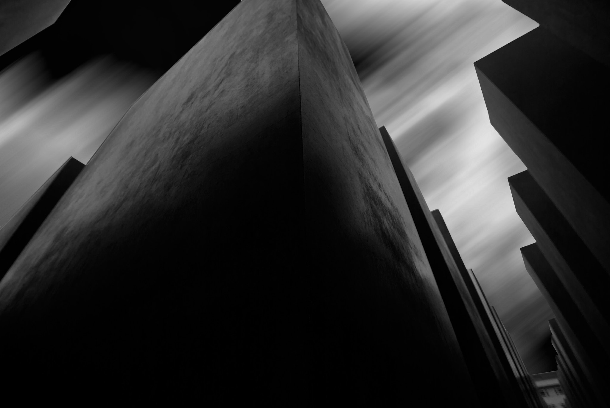 Photograph holocaust memorial by Ina Gat on 500px