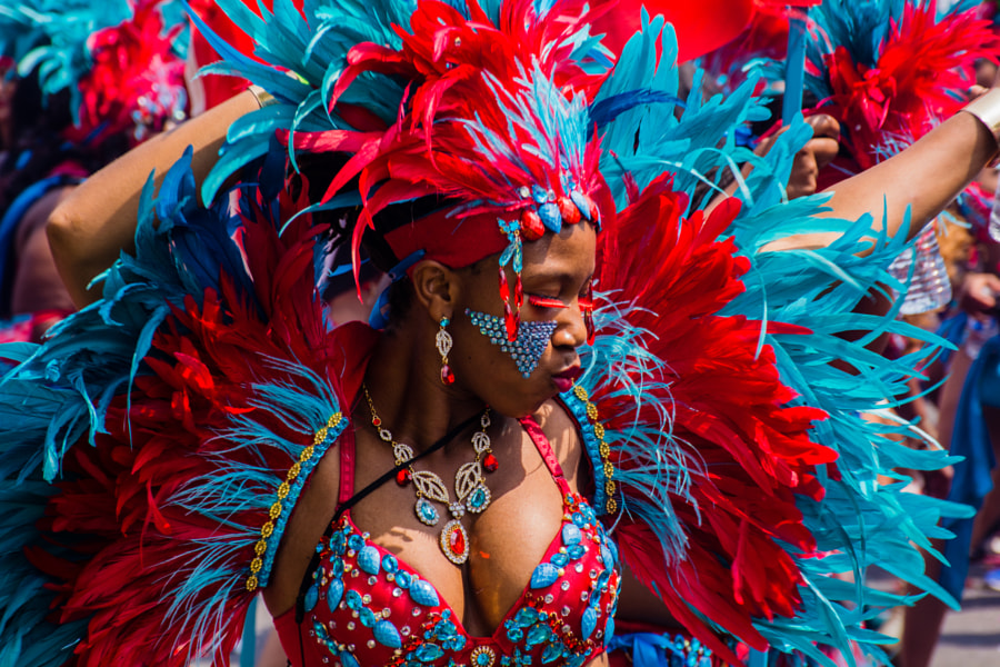 Caribana #3 by Michael Cannon on 500px.com