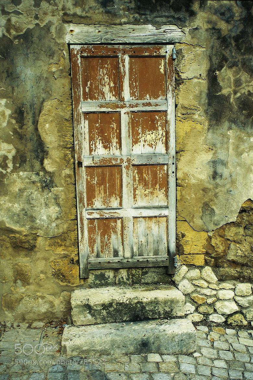 Photograph Saint Emilion Door by Austin Beeman on 500px