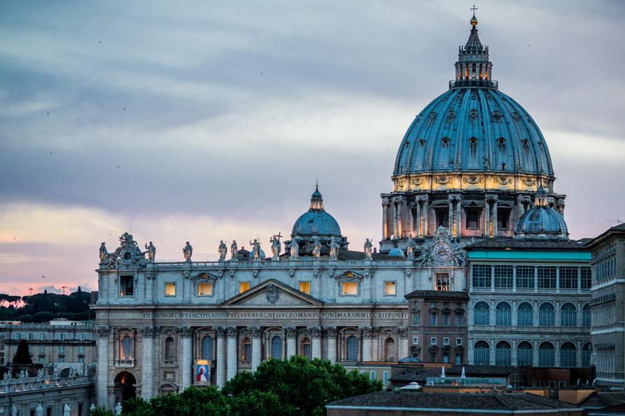 Rome / Basilique Saint Pierre