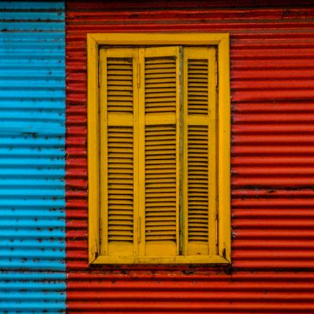 The indiscrete window