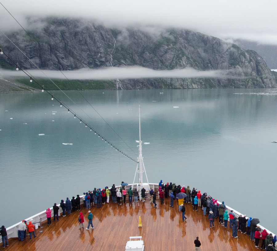 Glacier Bay Alaska by Jim Lustgarten on 500px.com