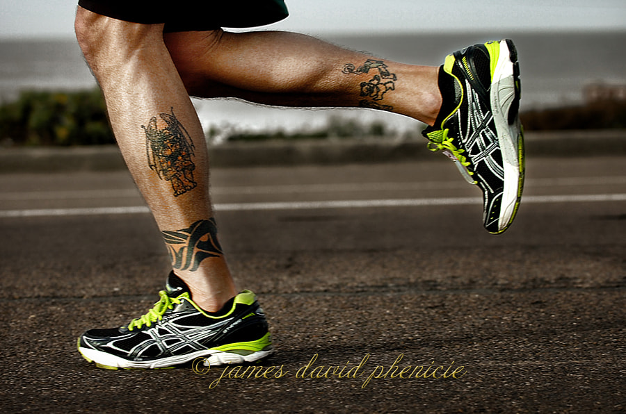 Running Inked.