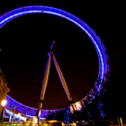 London Eye in Motion