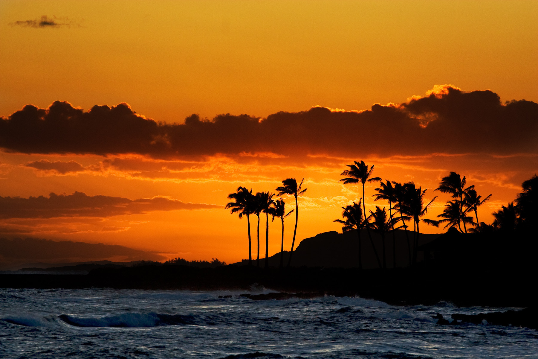 Photograph Kauai Sunset by Mike Wong on 500px