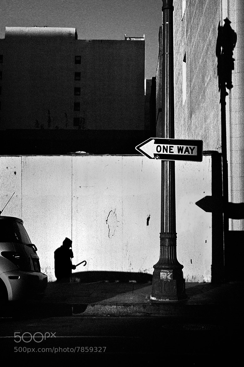 Photograph Two Way Street by Dana Barsuhn on 500px