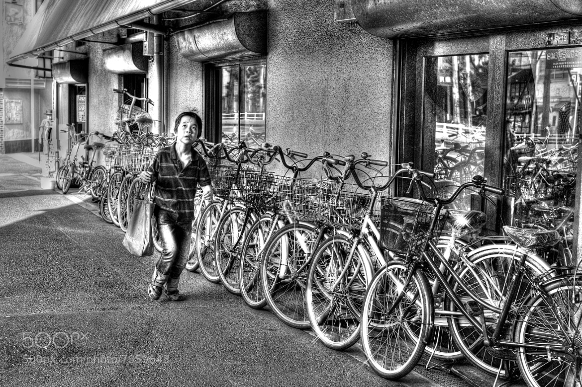 Photograph bicycle shop by Mitsuru Moriguchi on 500px