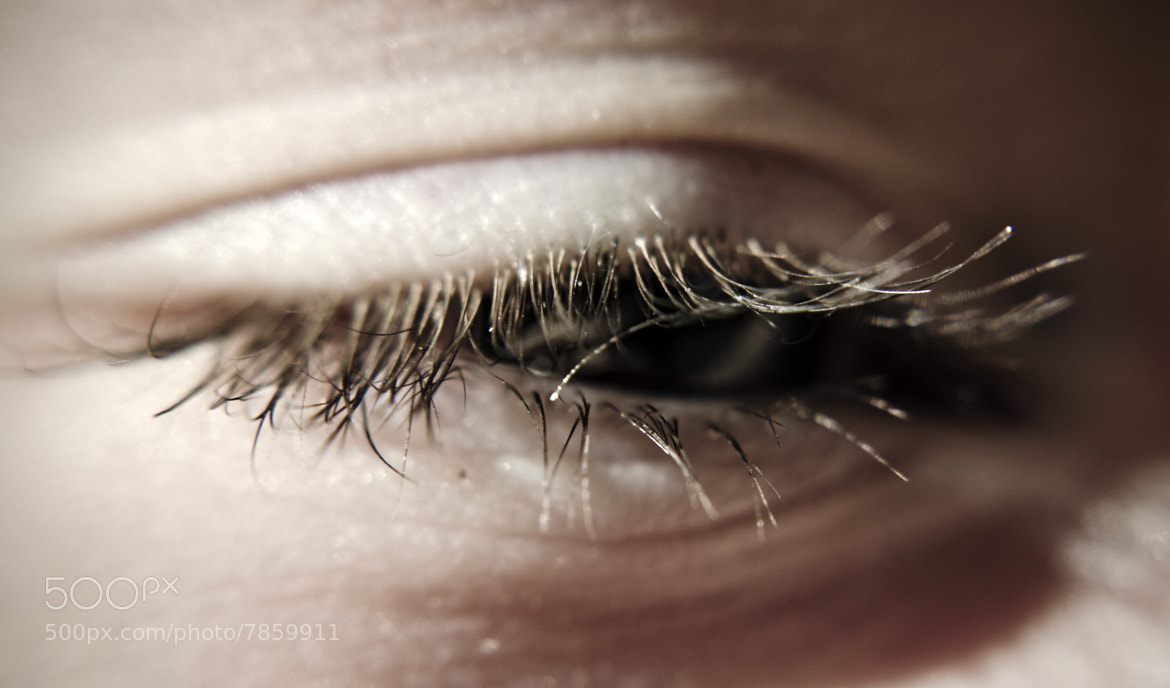 Photograph Lashes by Joshua Carroll on 500px